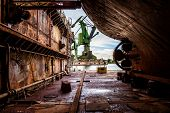 stock photo of shipbuilding  - Industry view  - JPG