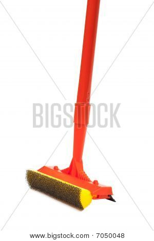 Brush For Cleaning Windows