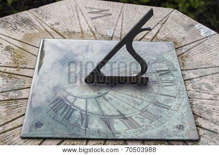irish sundial