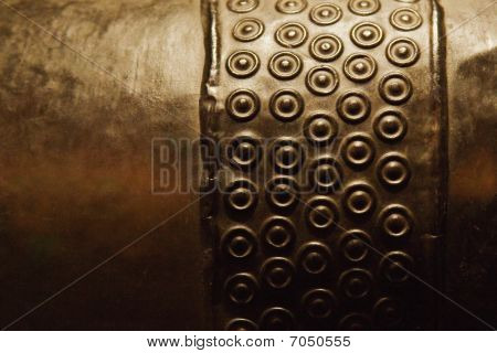 Hobnail Textured Background