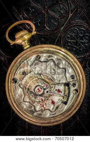 Pocket Watch Timepiece