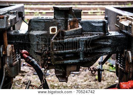 Train Coupler