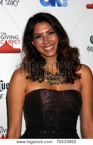LOS ANGELES - AUG 21:  Vivianna Vigil at the OK! TV Awards Party at Sofiitel L.A. on August 21, 2014 in West Hollywood, CA
