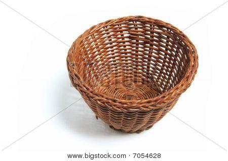 Miniature Wicker Basket