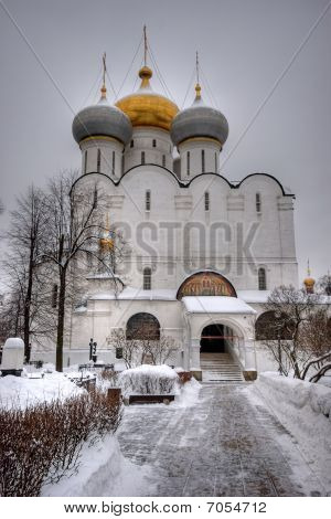 Smolensky Orthodox cathedral