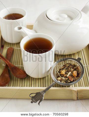Samurai Chai Mate Tea