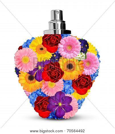 Flower perfume