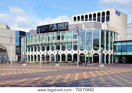 Repertory Theatre, Birmingham.