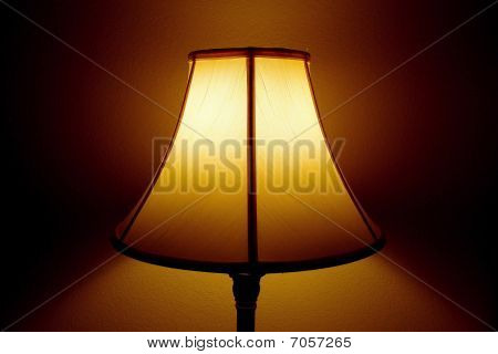 Burning Lamp