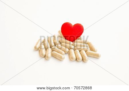 Pills And A Heart