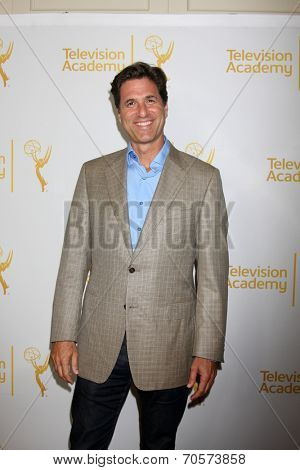 LOS ANGELES - AUG 22:  Steven Levitan at the Television Academy�?�¢??s Producers Peer Group Reception at London Hotel on August 22, 2014 in West Hollywood, CA