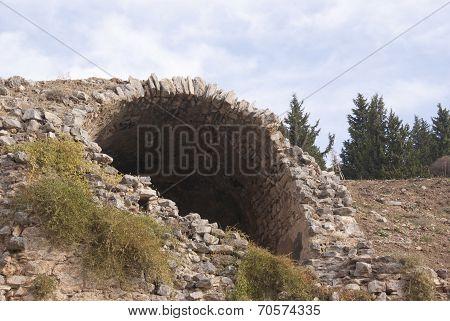 Old Building In Ephesus