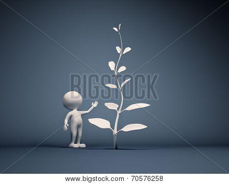 Big Plant
