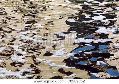 Polluted Water Backgrounds