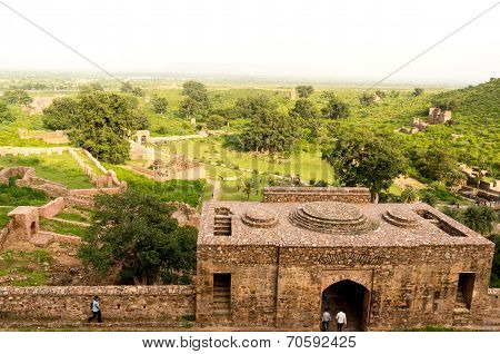 Haunted Indian City Of Bhangarh