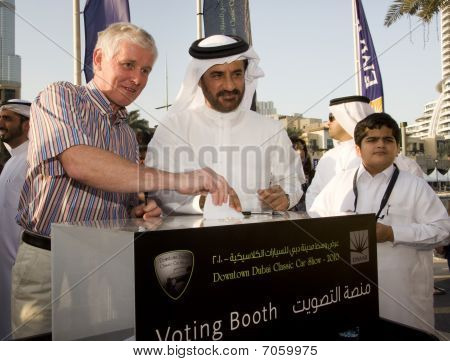 Mohammed Bin Sulayem, Casting Vote