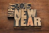 picture of typing  - Happy New Year 2015 greetings  - JPG