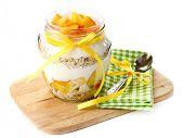 foto of serving tray  - Healthy breakfast  - JPG