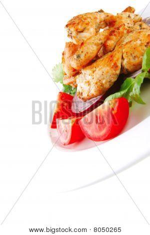 Fried Chicken Brisket