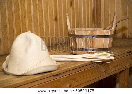 Sauna, Bath Accessories
