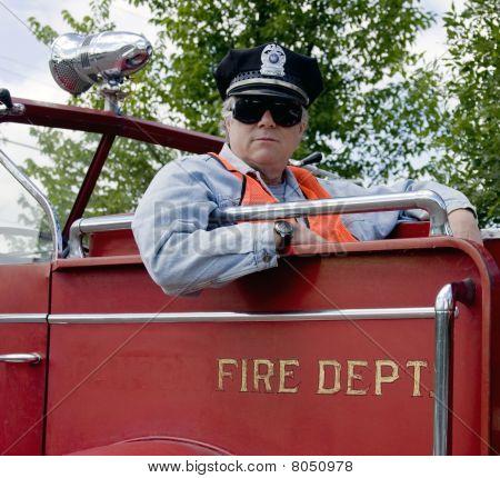Fireman Officer