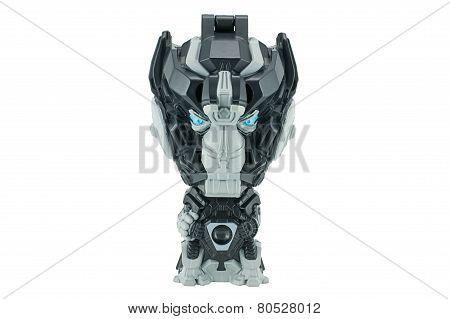 Ironhide Toy Character From Transformers Movie Series.