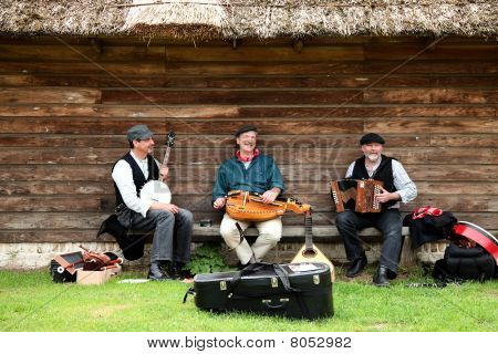 Folklore Musicians