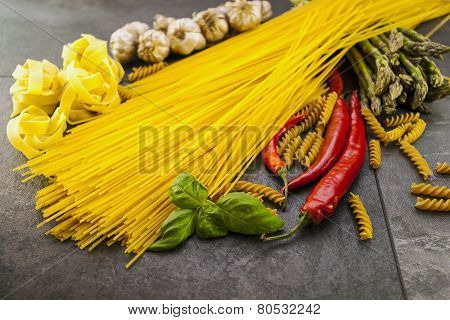 Different Kinds Of Pasta