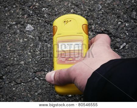 Personal Dosimeter