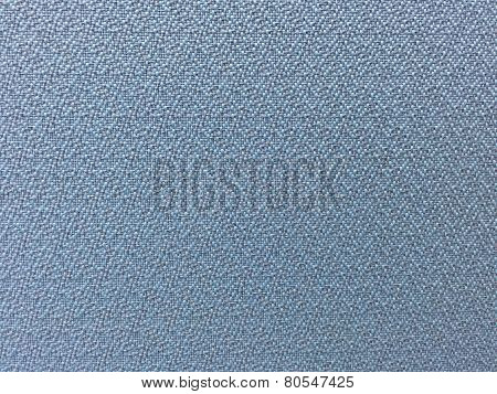 Texture On Blue Partition