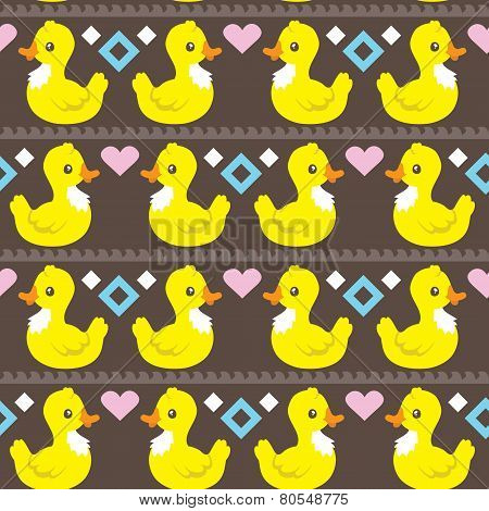 ducks pattern