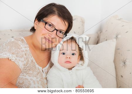 Real Mother And Son