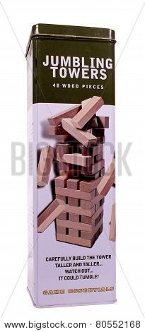 Jumbling Towers Game