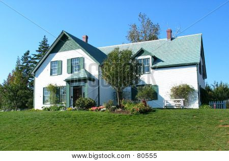Green Gables House 1