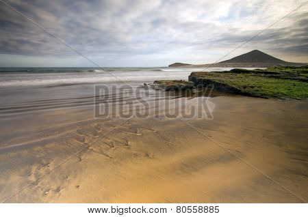 Tenerife El Medano beach