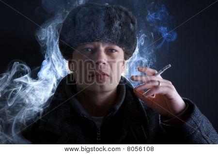 Smoking Soviet
