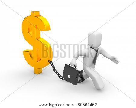 Dollar slave