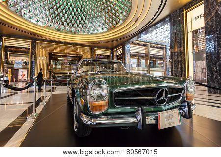 Classic Mercedes Benz in Kuwait