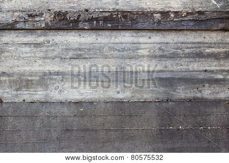 Grungy Wood Background Texture