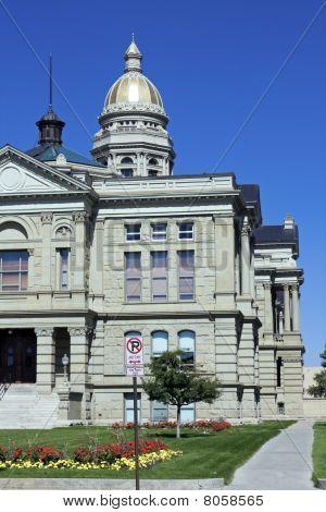 Cheyenne, Wyoming - State Capitol