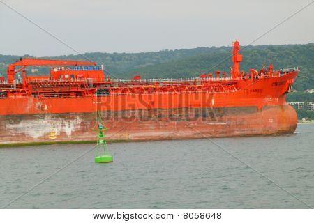 Tank-ship Concord I
