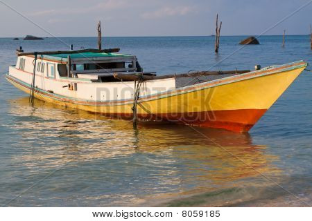 Indonesain Fishing Boat