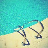 pic of swimming  - Swimming pool - JPG