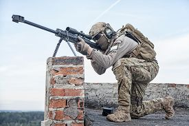 image of sniper  - U - JPG