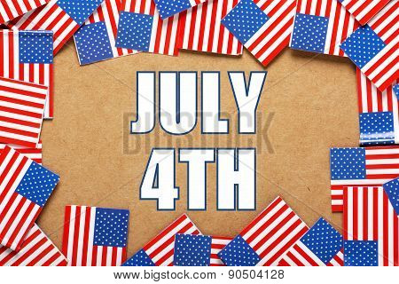 July 4TH Reminder