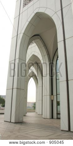 Building With Islamic Characteristic3