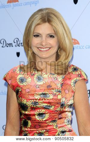 LOS ANGELES - MAY 12:  Lisa Bloom at the Children's Justice Campaign Event at the Private Residence on May 12, 2015 in Beverly Hills, CA