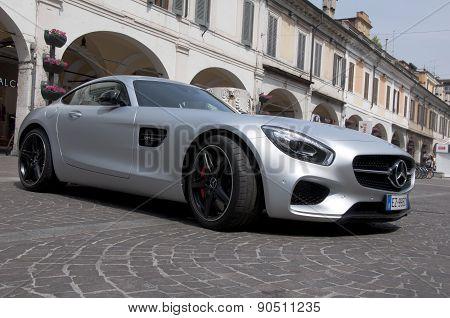 Mercedes-AMG GT 2015