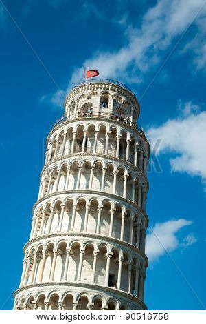 Leaning tower, Pisa, Italy