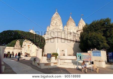 Shantinath Temple. Jain Temples Of Khajuraho